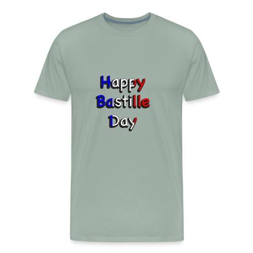 Happy Bastille Day - Men's Premium T-Shirt