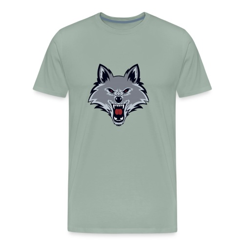 Wonderful Wolf Designs - Men's Premium T-Shirt