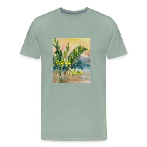 Vacation Lifestyle Gifts - Men's Premium T-Shirt