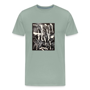 Into the darkness - Men's Premium T-Shirt