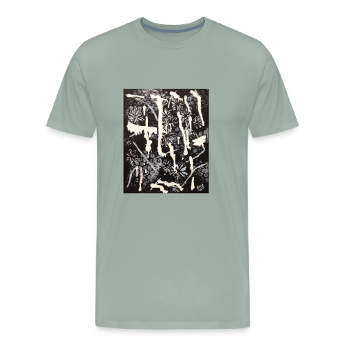 Into the darkness - Men's Premium T-Shirt