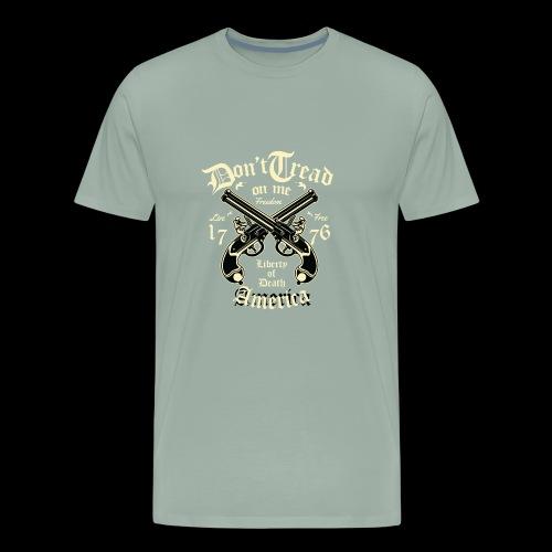 Liberty Of Death - Men's Premium T-Shirt