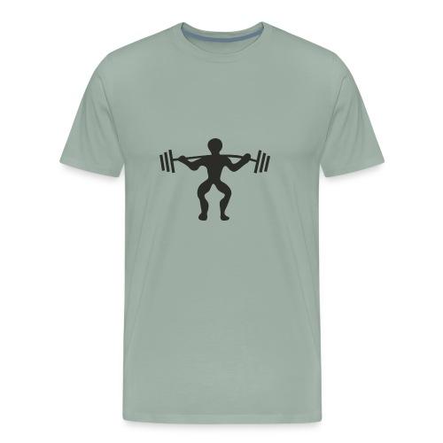 Getting Swole - Men's Premium T-Shirt