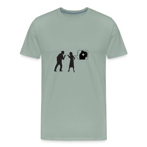 jealousy - Men's Premium T-Shirt