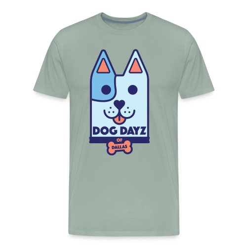 Dog Dayz of Dallas - Men's Premium T-Shirt