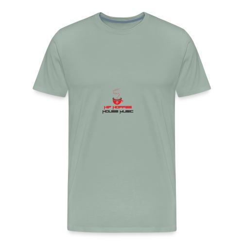 Hip Hoffee House Music - Men's Premium T-Shirt