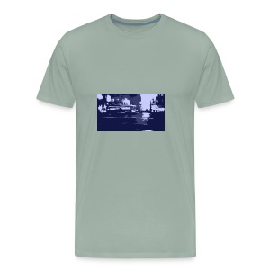canal st - Men's Premium T-Shirt