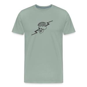The SKULL - Men's Premium T-Shirt