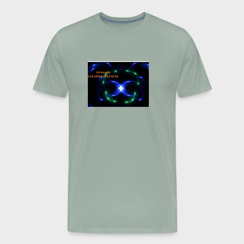 DUNAMIS CREATIVE STRENGTH - Men's Premium T-Shirt