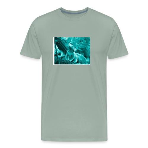 shady koala - Men's Premium T-Shirt
