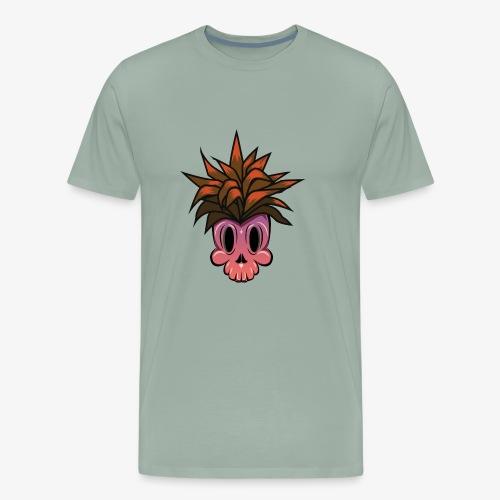 pineapple cartoon 2 - Men's Premium T-Shirt