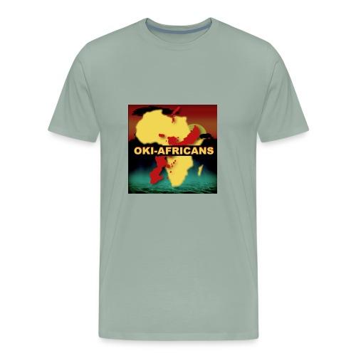 oki-africans - Men's Premium T-Shirt