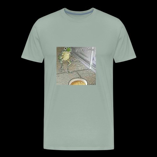Soup - Men's Premium T-Shirt