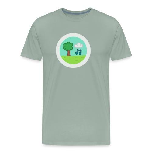 MelodyPark Server Logo - Men's Premium T-Shirt