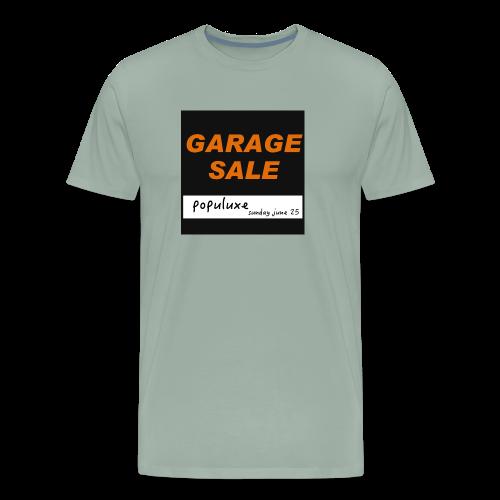 GARAGE SALE - Men's Premium T-Shirt