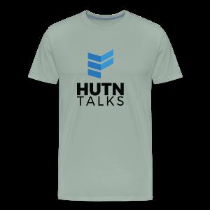 HUTN Talks - Men's Premium T-Shirt