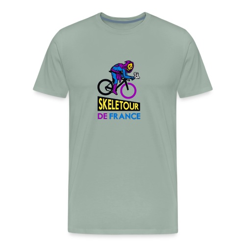 skeletour 83 - Men's Premium T-Shirt