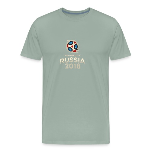 Football Cup - Men's Premium T-Shirt