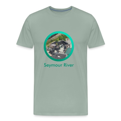 Seymour River - Men's Premium T-Shirt