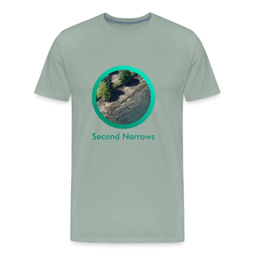 Second Narrows - Men's Premium T-Shirt