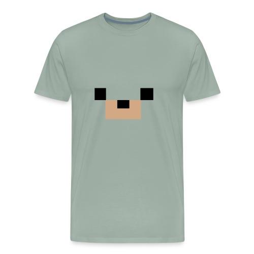 Beary Bear (DAVID PRODUCTIONS) - Men's Premium T-Shirt