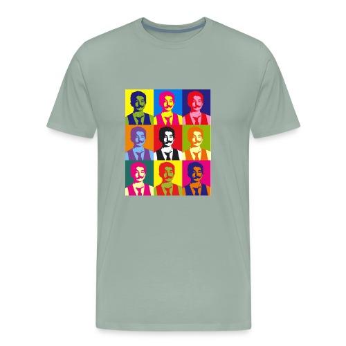 Warhol shirt - Men's Premium T-Shirt