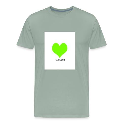 UndeadBarbieStarQueen224 2 - Men's Premium T-Shirt