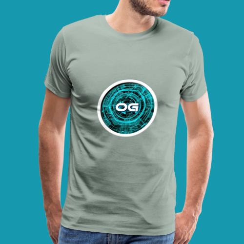 Overated gaming - Men's Premium T-Shirt