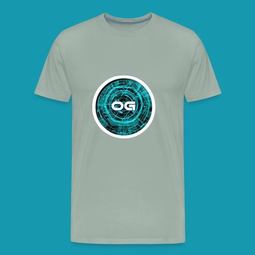 Overated gaming - Men's Premium T-Shirt