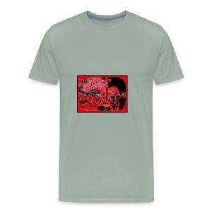 THE CEMETERY - Men's Premium T-Shirt