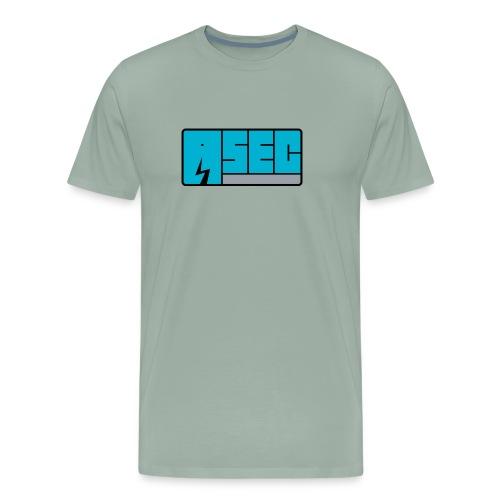 ASEC logo 1 - Men's Premium T-Shirt