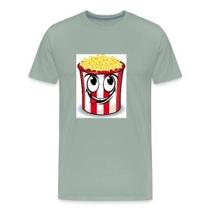 popcorn men - Men's Premium T-Shirt