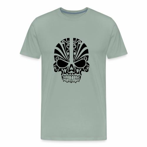 GO BACK TO DEATH - Men's Premium T-Shirt