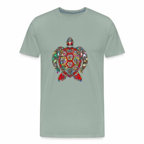 Sea turte - Men's Premium T-Shirt