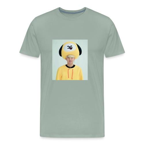 9E50E010 284F 4D39 AA62 3DA267932B48 - Men's Premium T-Shirt