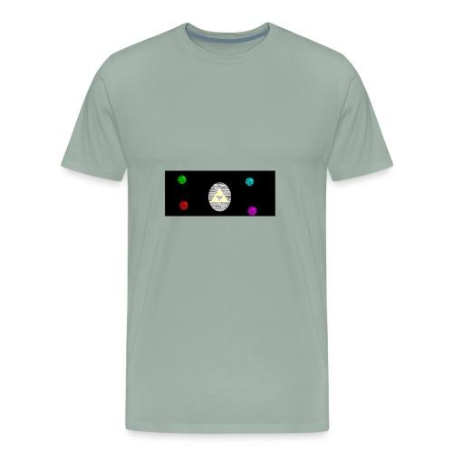 TRI Force - Men's Premium T-Shirt