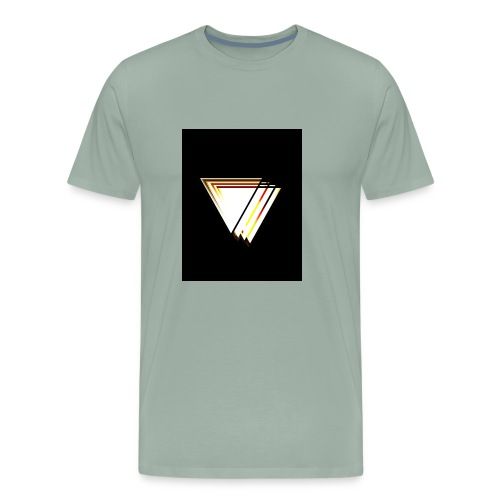 triangle passion 1 - Men's Premium T-Shirt