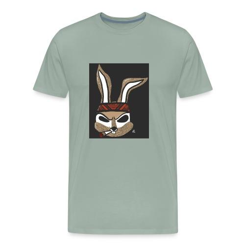 Bunny Bada$$ - Men's Premium T-Shirt