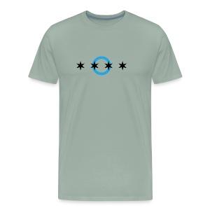 dzyn chi - Men's Premium T-Shirt