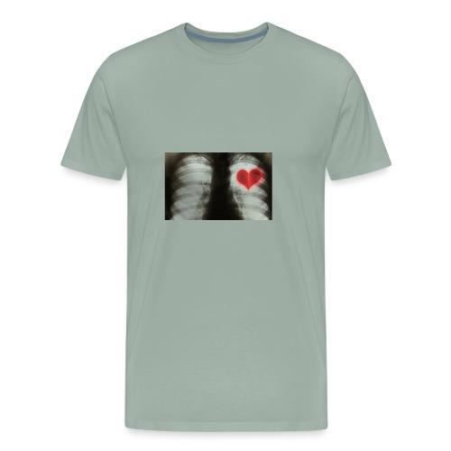 heartbreak jacket - Men's Premium T-Shirt