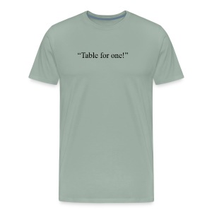 Chow Time - Men's Premium T-Shirt