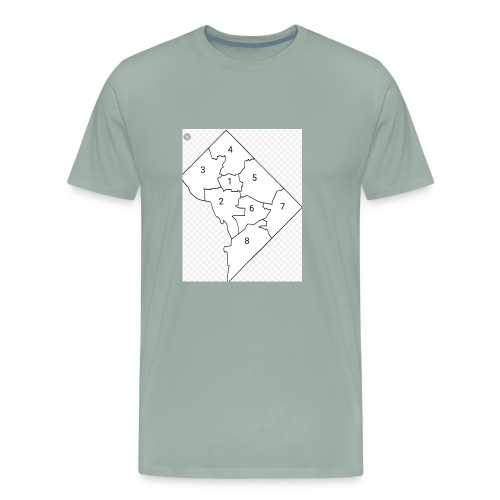 Wards - Men's Premium T-Shirt