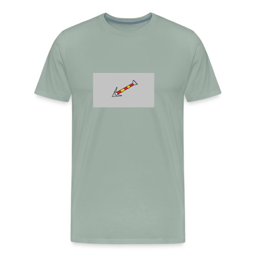 Arrow 4 - Men's Premium T-Shirt