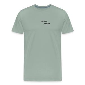 SkilletSquad Longsleve logo - Men's Premium T-Shirt