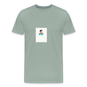 cartoon of ME iphone case - Men's Premium T-Shirt