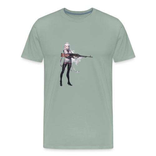 The PK Queen - Men's Premium T-Shirt