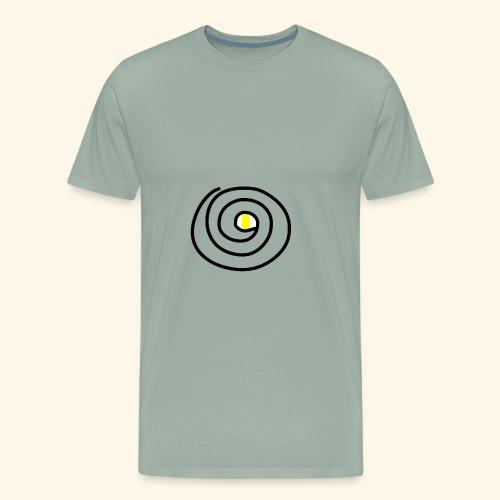 Eye Swirl - Men's Premium T-Shirt