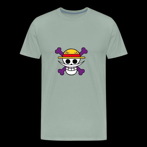 One Piece - Shirohigi - Men's Premium T-Shirt