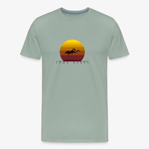 Lawn Rebel - Men's Premium T-Shirt