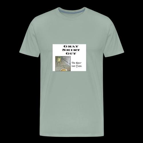 Official gray shirt guys shirt - Men's Premium T-Shirt